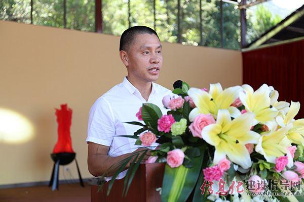 新罗区人民政府副区长曾咏发先生
